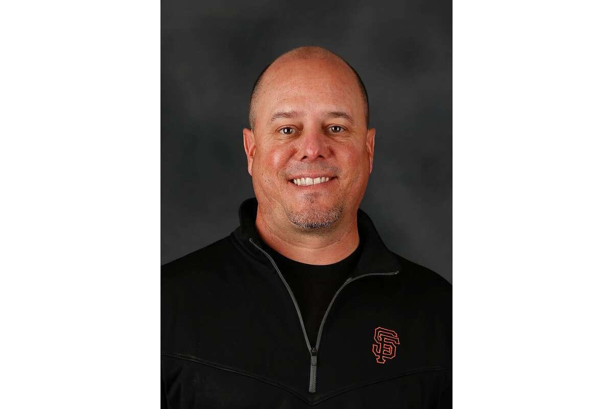 Former Giants scouting director Matt Nerland