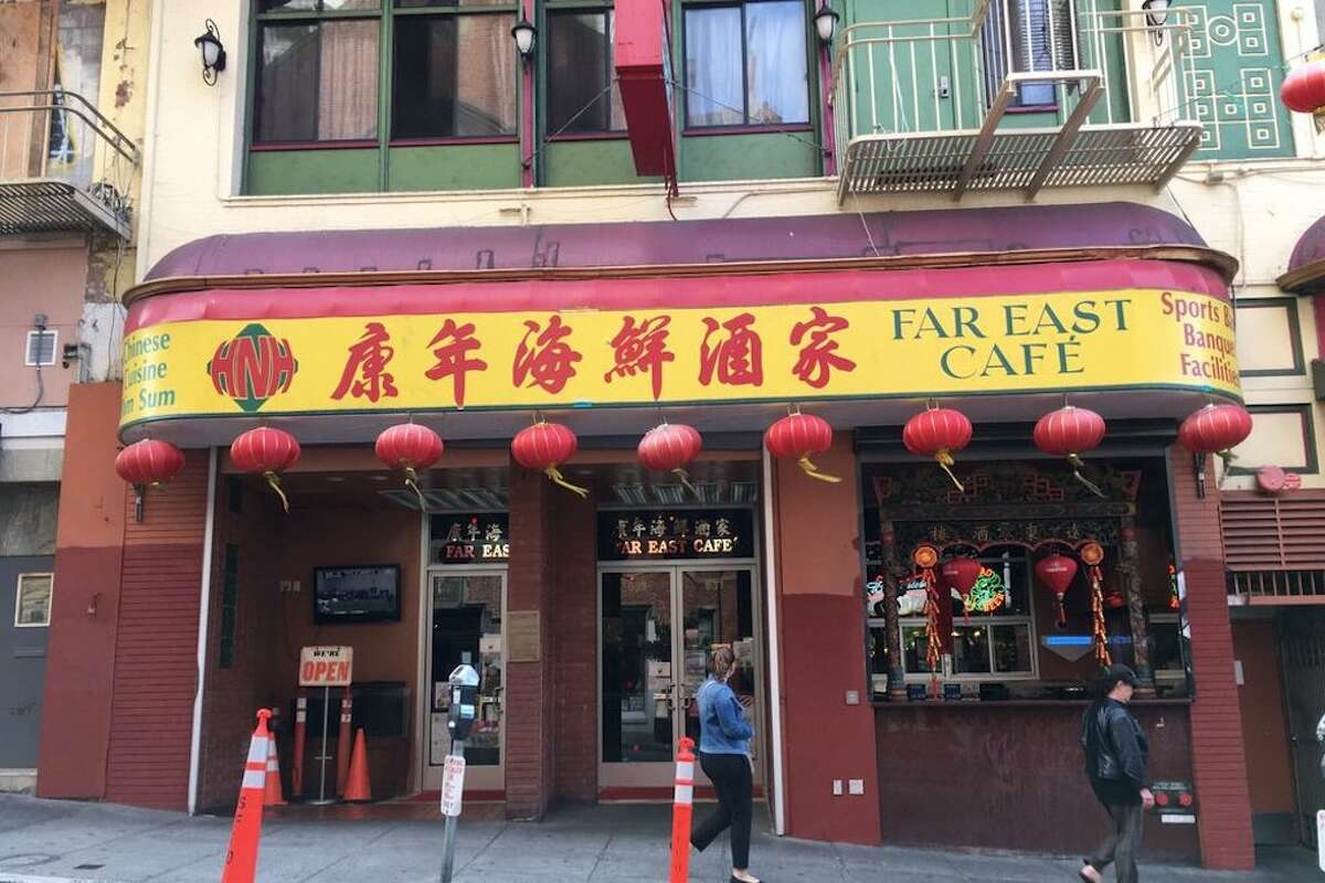 One of Chinatown's oldest restaurants is closing Dec. 31.