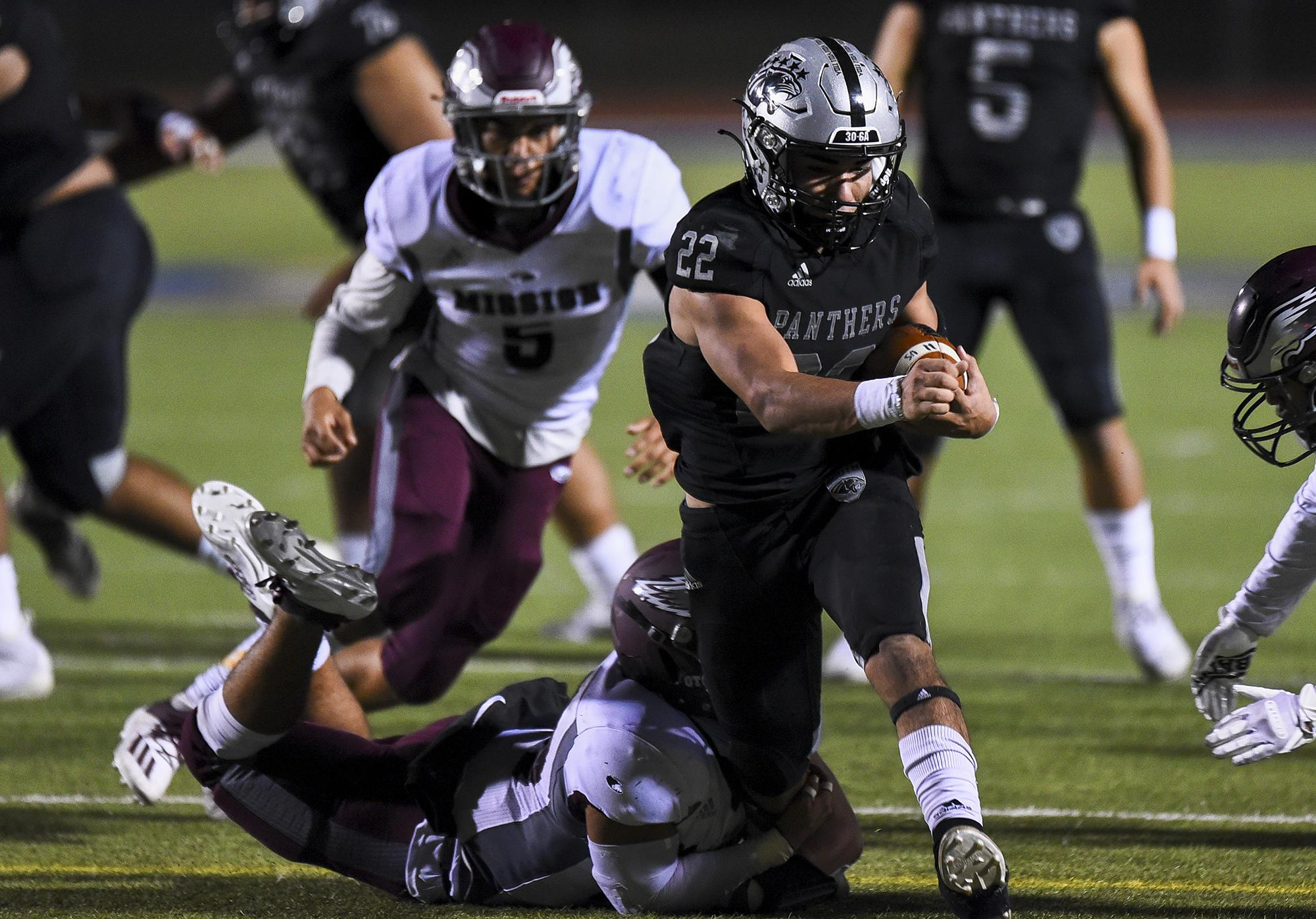 Mack Panthers Could Have Perfect Storm For Bid At History Laredo Morning Times