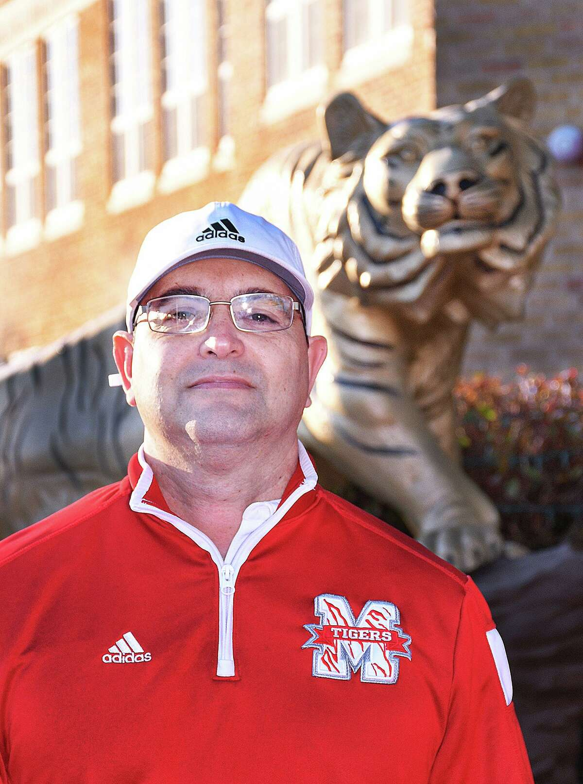 Martin's Leeroy Hinojosa was named the Coach of the Year for the third straight season.