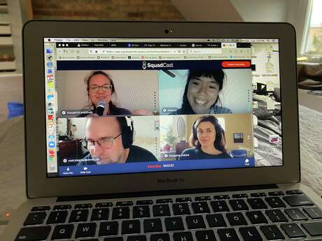 Houston Chronicle real estate reporter says goodbye to Looped In listeners during a conversation with current and former real estate reporters R.A. Schuetz and Erin Mulvaney and editor Scott Kingsley.