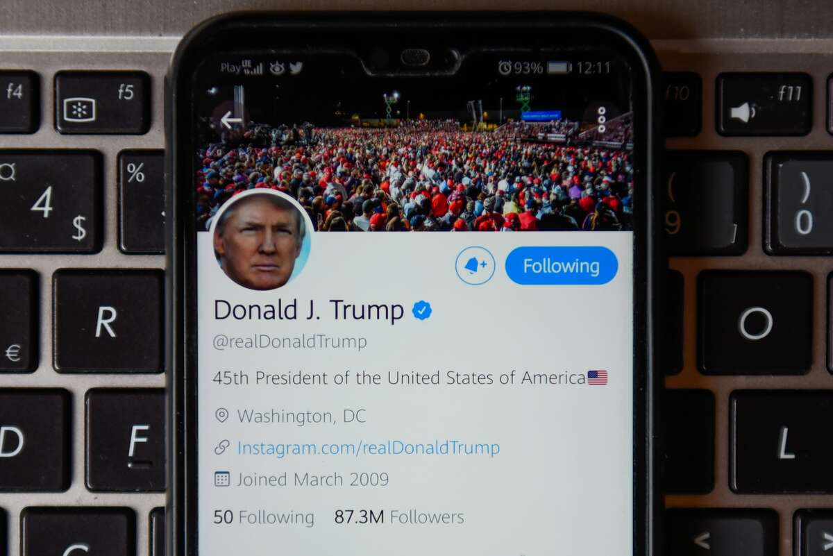 A Dutch hacker allegedly gained access to President Donald Trump's Twitter account on Oct. 16.