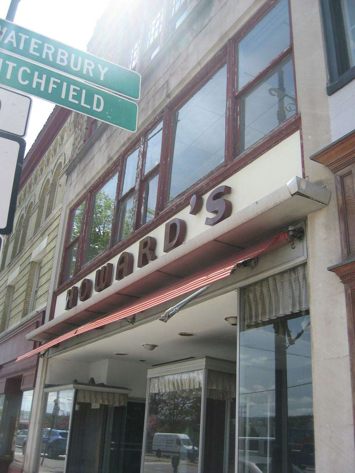 Howard's, located in the Meara building on Main Street in Torrington, has been bought for use as a new gallery.