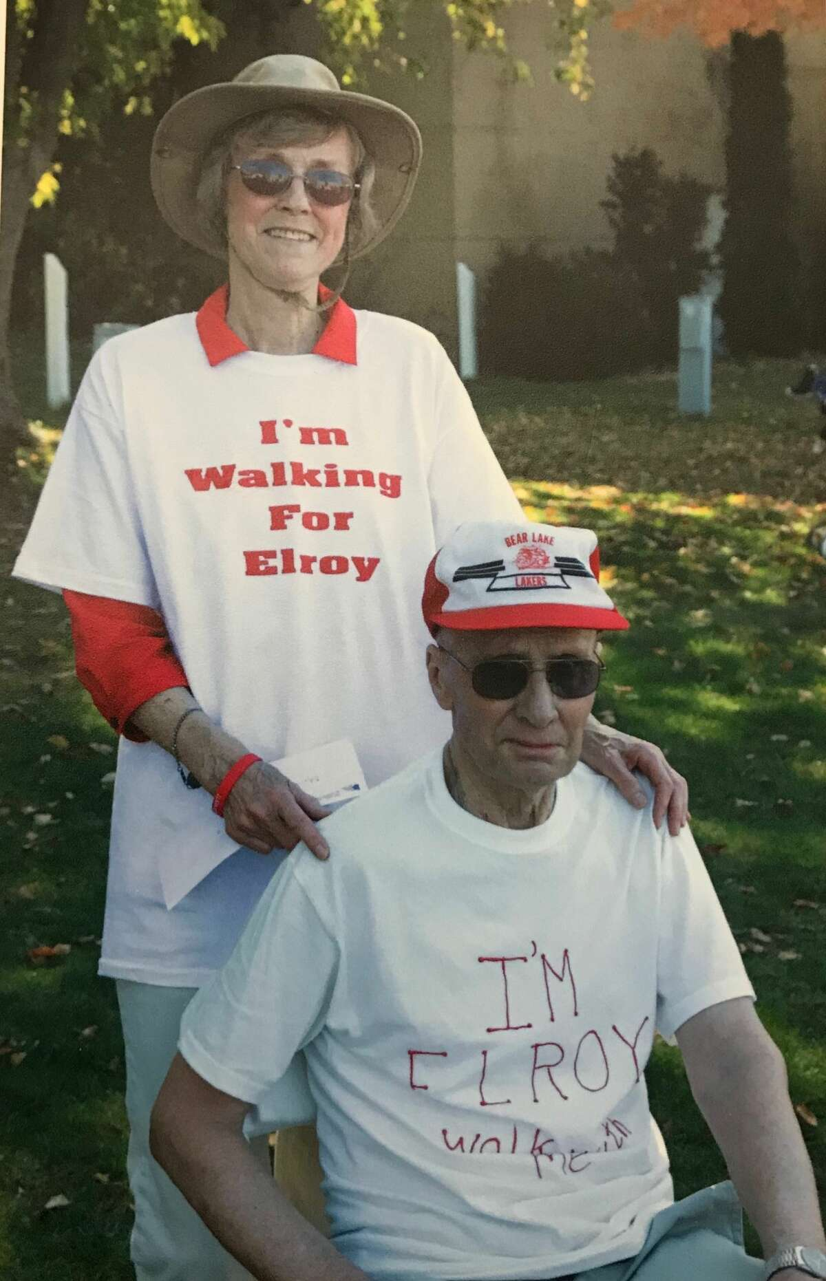 Carol Widgren Urbanus and her husband Elroy both worked for Bear Lake Schools.