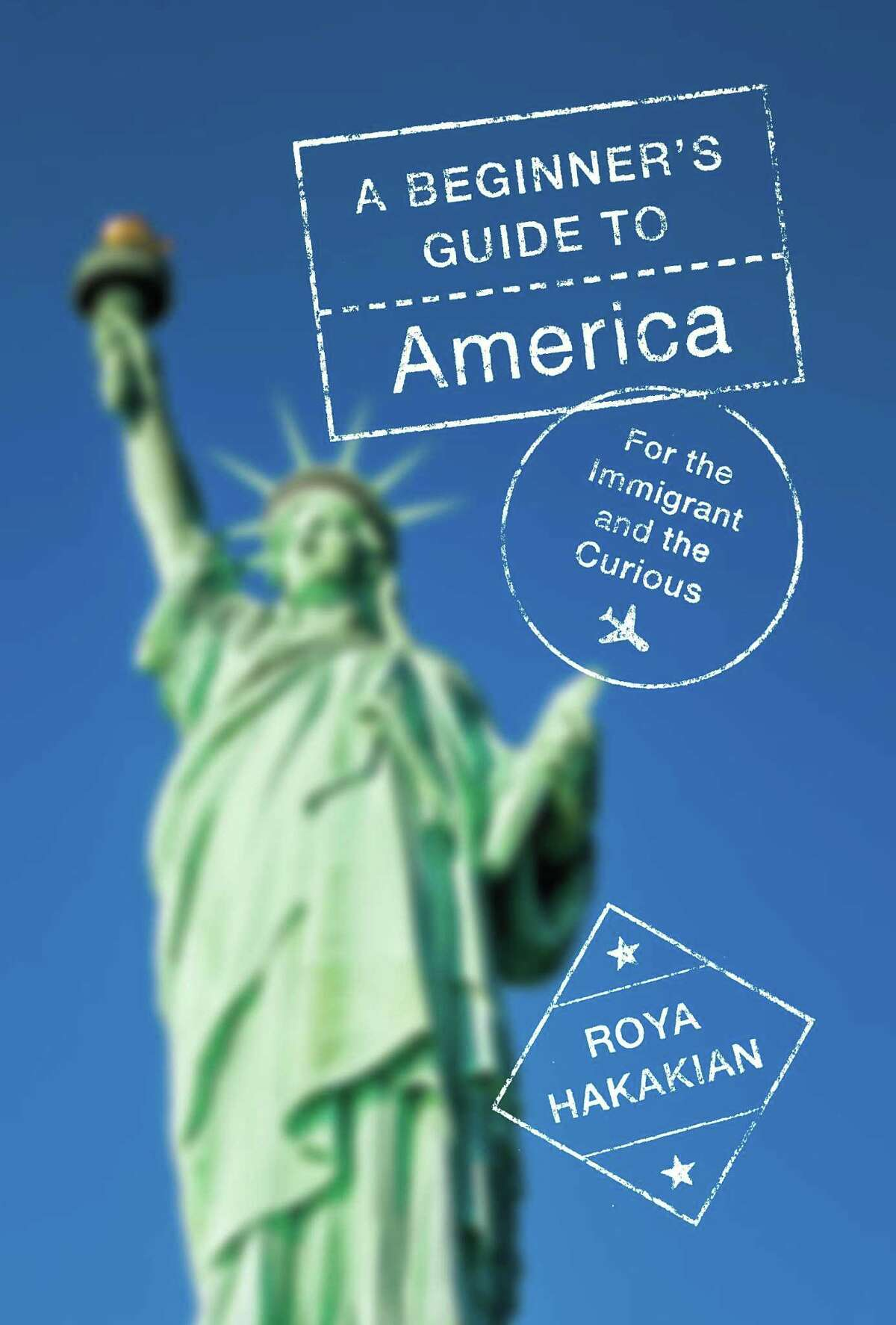 The cover of Roya Hakakian's book, coming in March.