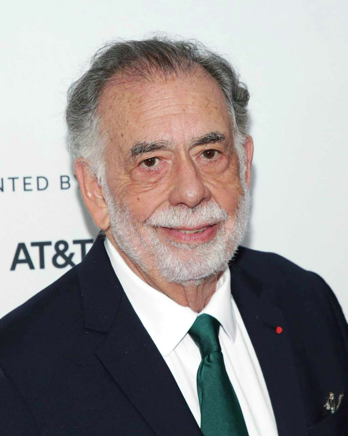 """FILE - In this Sunday, April 28, 2019 file photo, director Francis Ford Coppola attends a screening of the """"40th Anniversary and World Premiere of Apocalypse Now Final Cut"""" during the 2019 Tribeca Film Festival at the Beacon Theatre, in New York. The film releases in theaters on Aug. 15."""