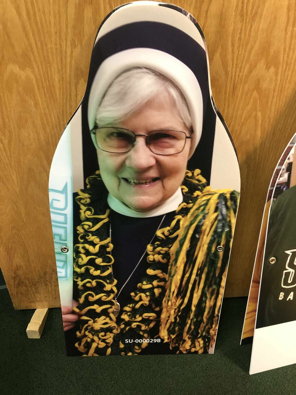 Sister Mary Stephen Vamosy, one of the