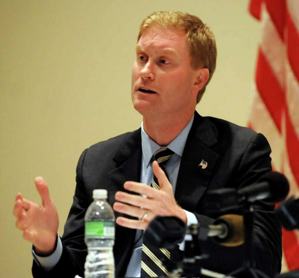 Rep. Scott Murphy, a Democrat from Glens Falls, supports major Democratic House programs, including health care reform.