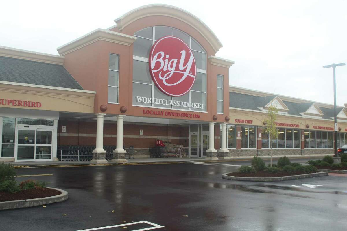 In this file photo, the Big Y Milford store at 150 Boston Post Road.