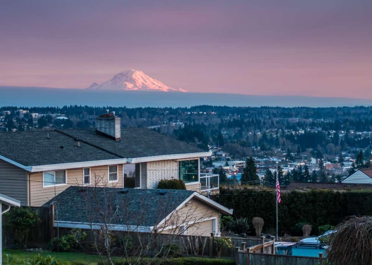 Clyde Hill, Washington.