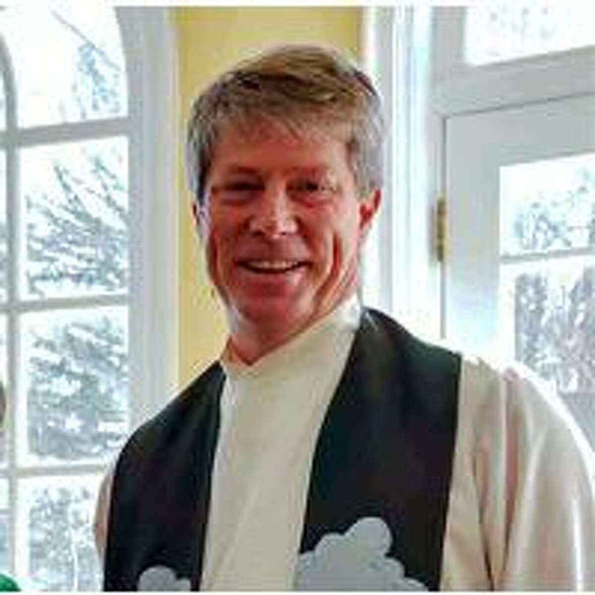 The Rev. Dr. Bill Pfohl, Jesse Lee Memorial United Methodist Church in Ridgefield senior pastor