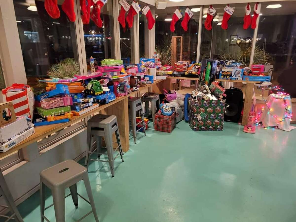 The restaurant encourages guests to bring gifts that can be donated to local non-profit organizations, such as battered women and children's shelters, The Good Kind said in a news release Tuesday.