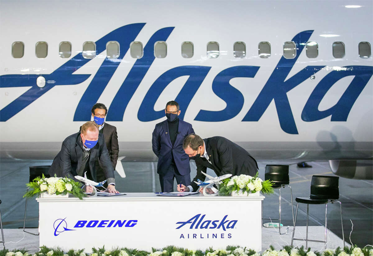 Alaska Airlines will add even more new Boeing 737 Max 9s to its fleet as it phases out former Virgin America Airbus aircraft.