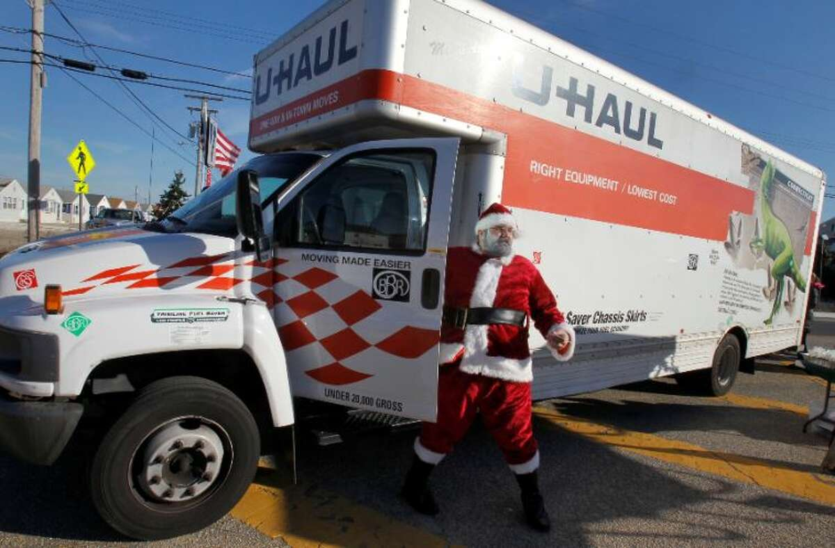 U-Hauls and other rental vehicles come into play to keep up with the growth in online shopping.