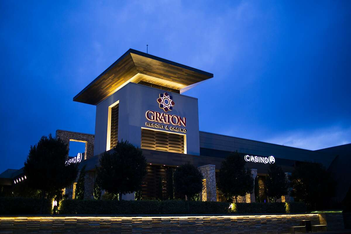 Located on tribal land in Rohnert Park, the Graton Resort and Casino is not subject to county or state shutdown edicts.