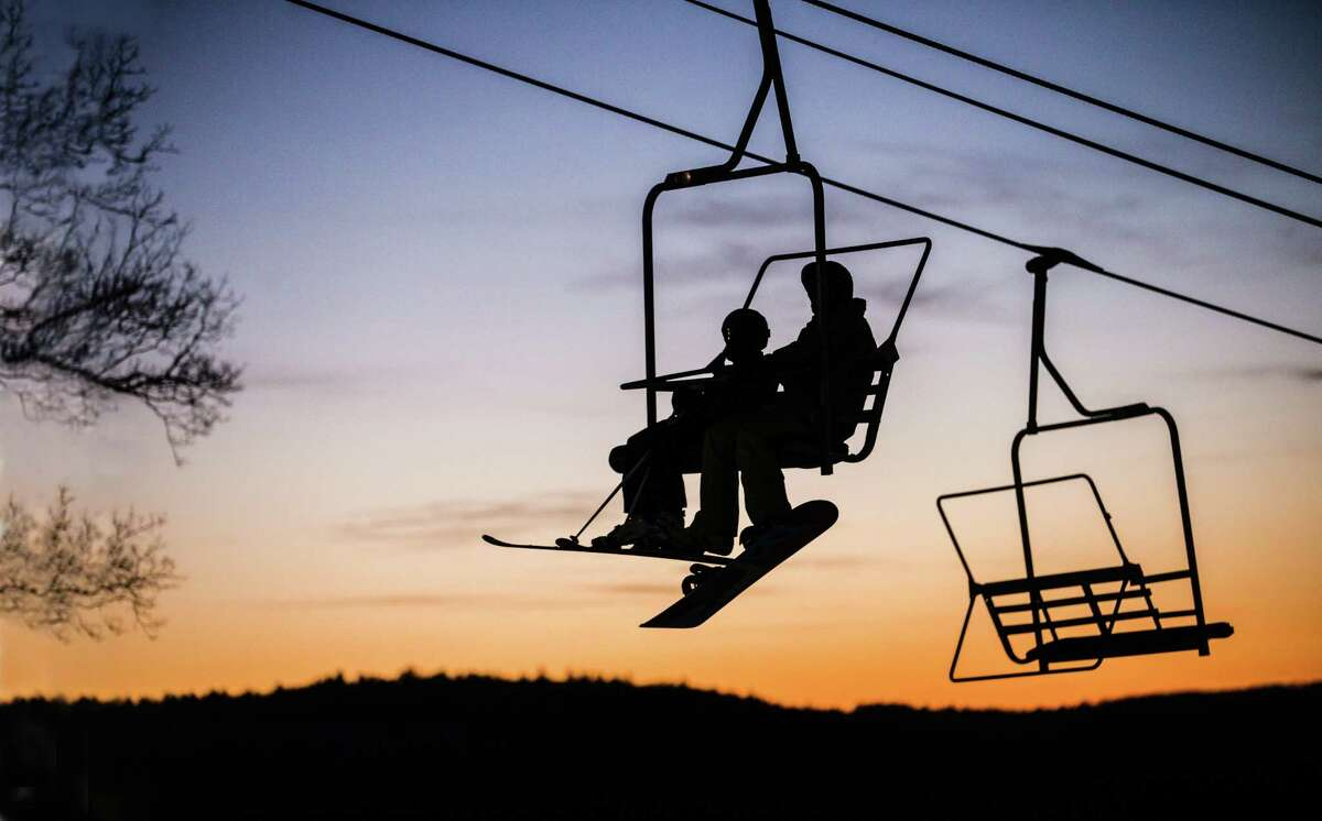 Ski Sundown is open for the season, and in spite of restricted capacity and other pandemic rules, the staff there says they're very busy, and that people are just happy to be on the slopes.