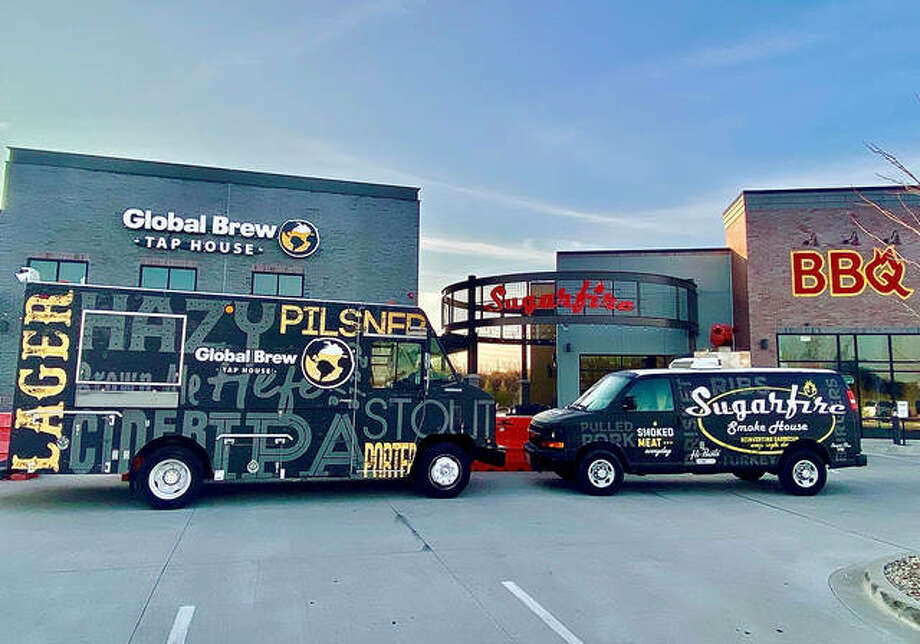 Global Brew closed on a deal to buy its neighbor, the area's Sugarfire franchise, Nov. 1. Photo: Courtesy Of Ryan High