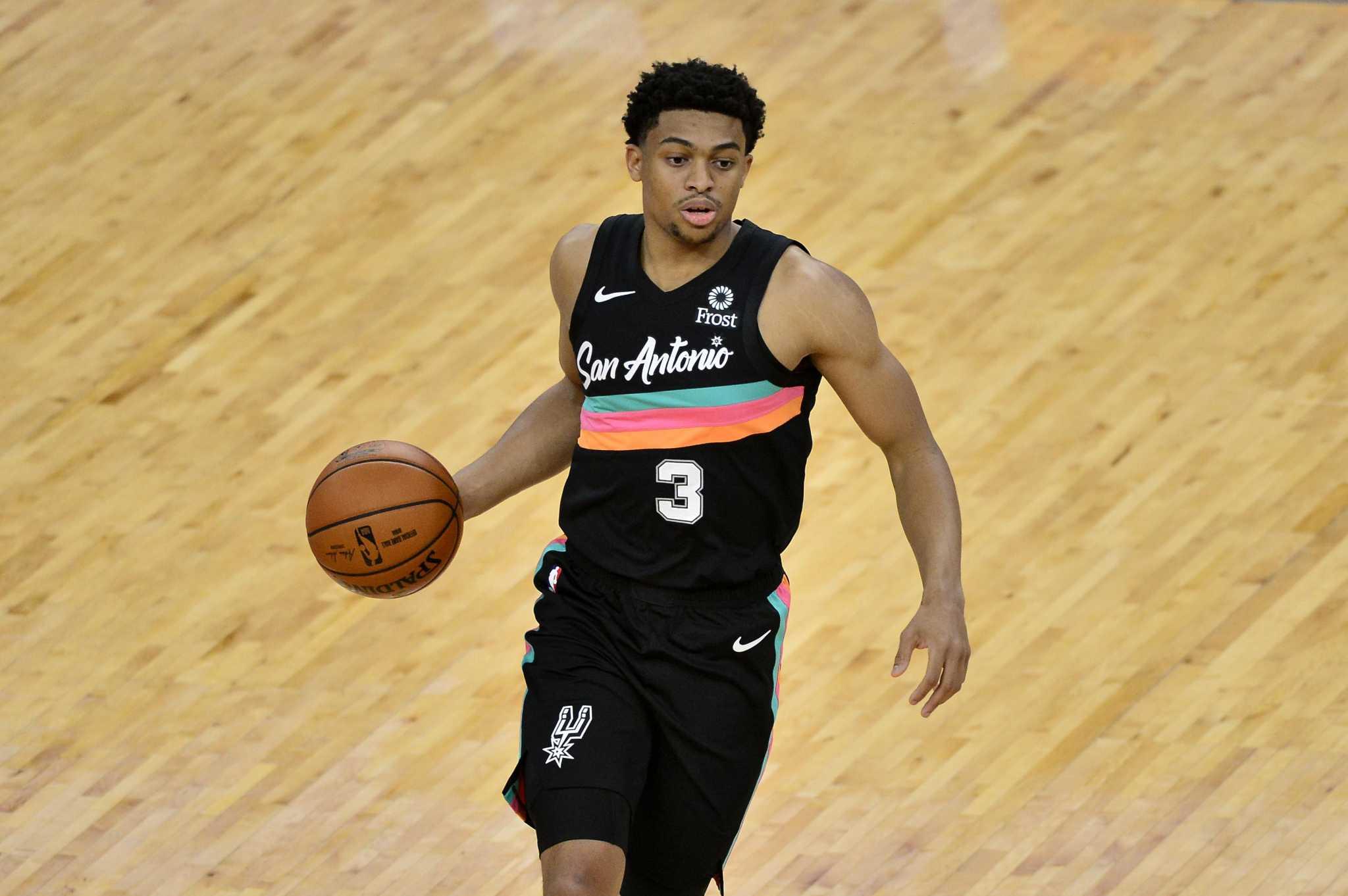 Keldon Johnson's return gives San Antonio Spurs much-needed moxie
