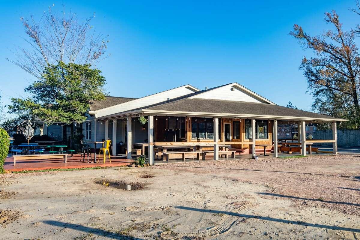 Doc's Yardhouse on Calder Avenue in Beaumont. Photo made on December 25, 2020. Fran Ruchalski/The Enterprise