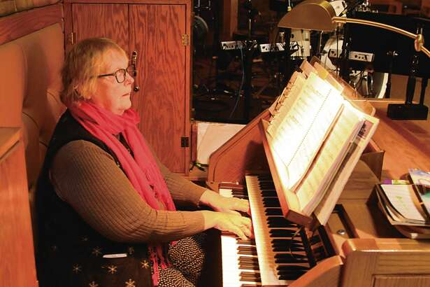 Carol Voigts was formerly the choir director and organist at Manistee's United Methodist Church.