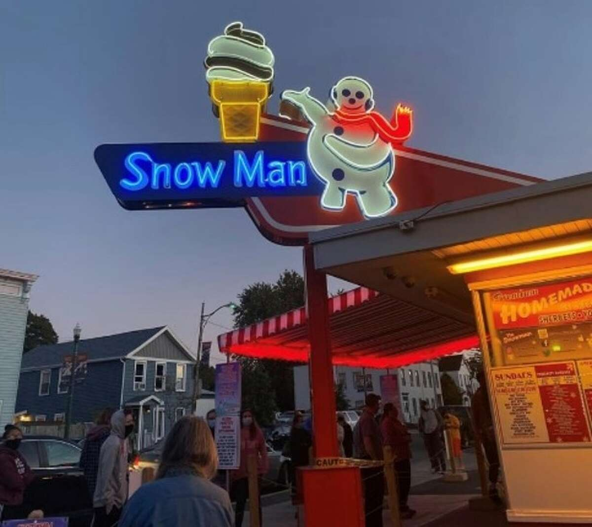 1. I began working at The Snowman in Troy at age 15 and worked there for 13 years.