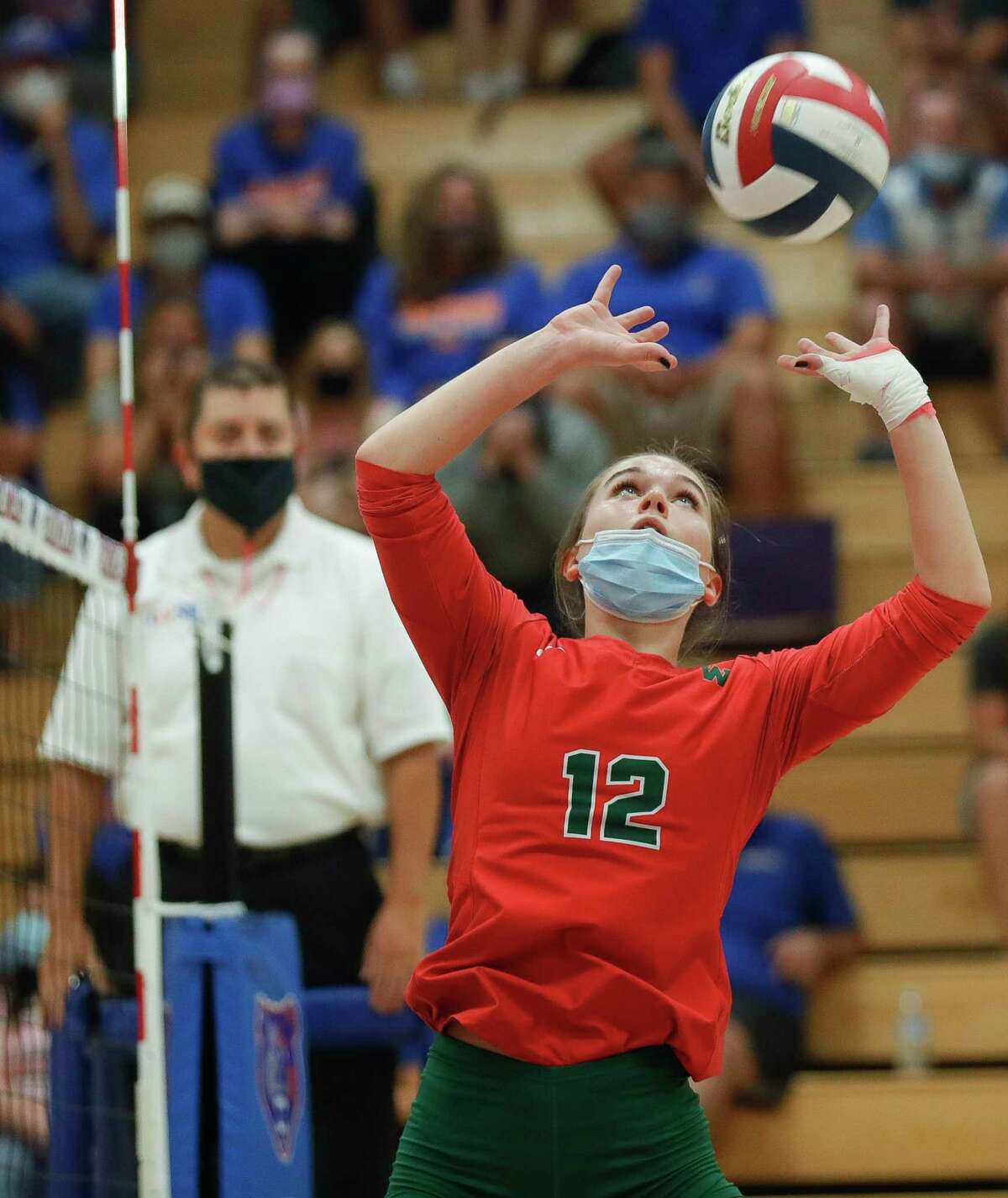 The Woodlands senior Clara Brower (13) is The Courier's Player of the Year.