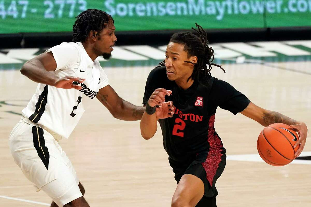 UH announced Sunday that Caleb Mills was stepping away from the program for personal reasons.