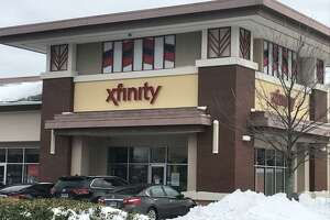 Comcast's Xfinity store in North Haven, one of six locations the cable television and Internet service provider has in Connecticut.