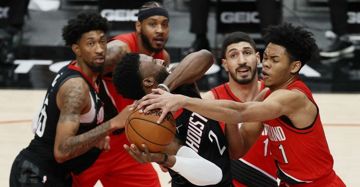 The Rockets and Trail Blazers face off for the first time since Portland took an overtime thriller Dec. 26 in Houston's season opener in the Pacific Northwest.