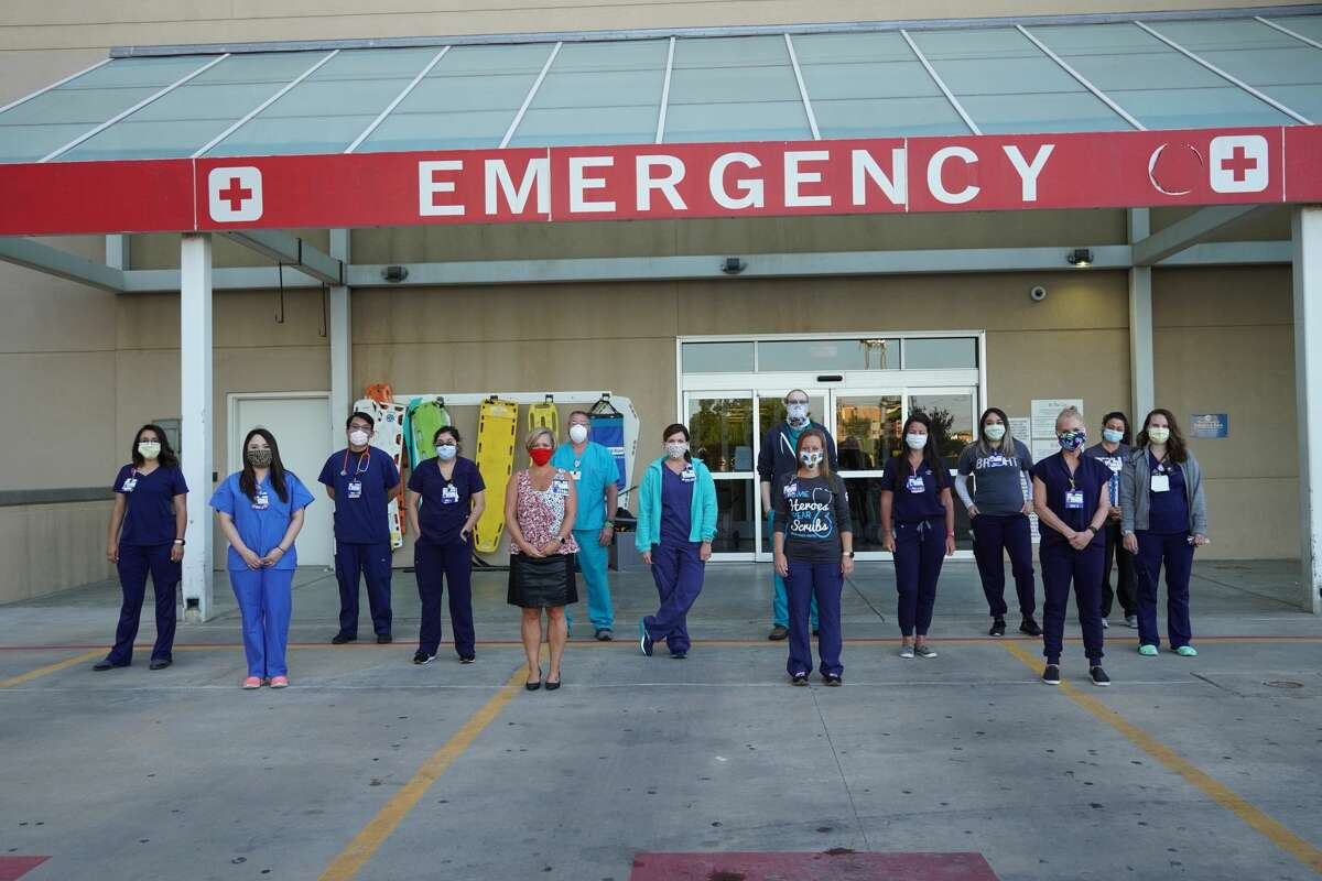 The doctors, nurses, medical staff and others working day after day at Midland Memorial Hospital and across the medical community were runaway winners of the Newsmaker of Year honor for 2020.