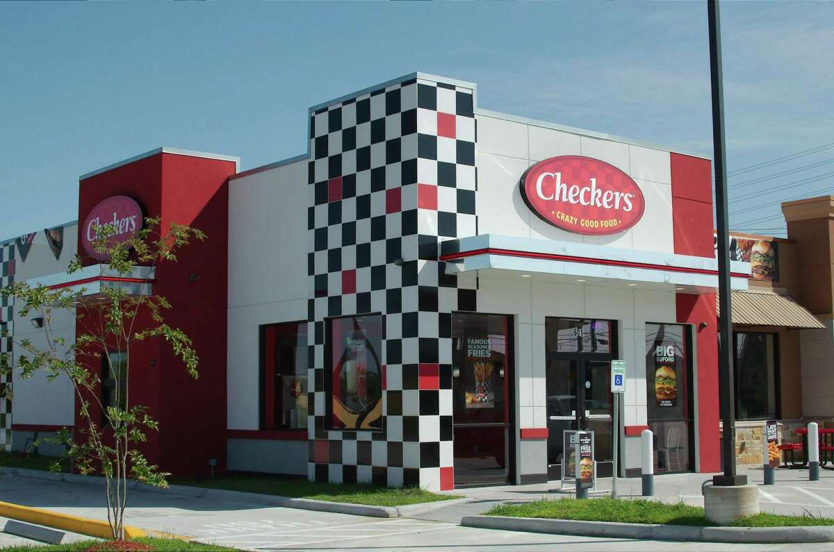 Checkers has opened on NASA Road 1 near Hwy 3 in Webster.