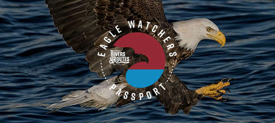 The free Eagle Watcher's Passport mobile phone app has been created by the Great Rivers & Routes Tourism Bureau to help people view the return of wintering eagles to the Riverbend region.
