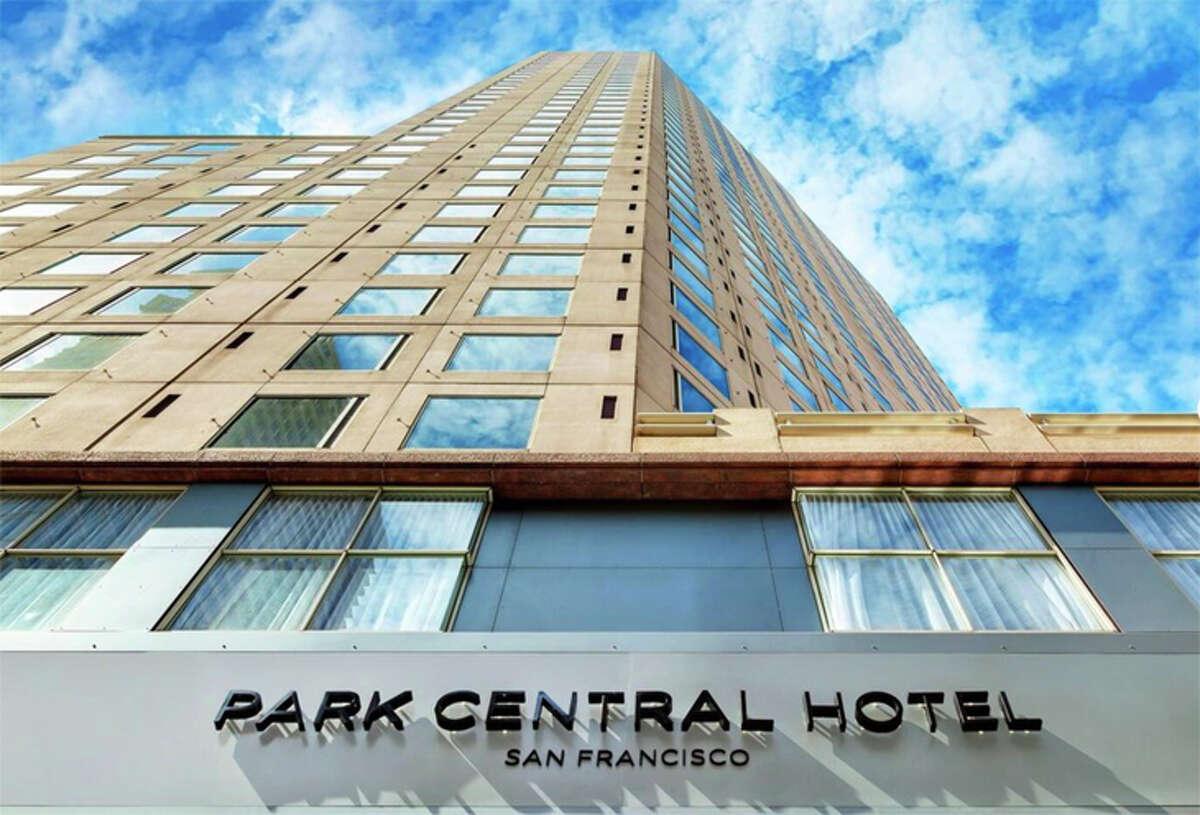 San Francisco's Park Central Hotel will become a Hyatt Regency in 2022.