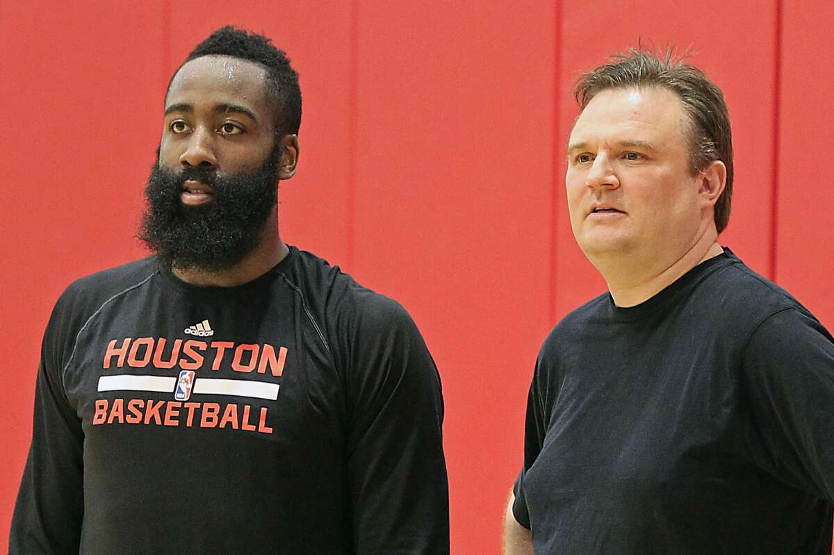 Daryl Morey will be $50,000 lighter in the wallet after a tweet about his former guard James Harden.