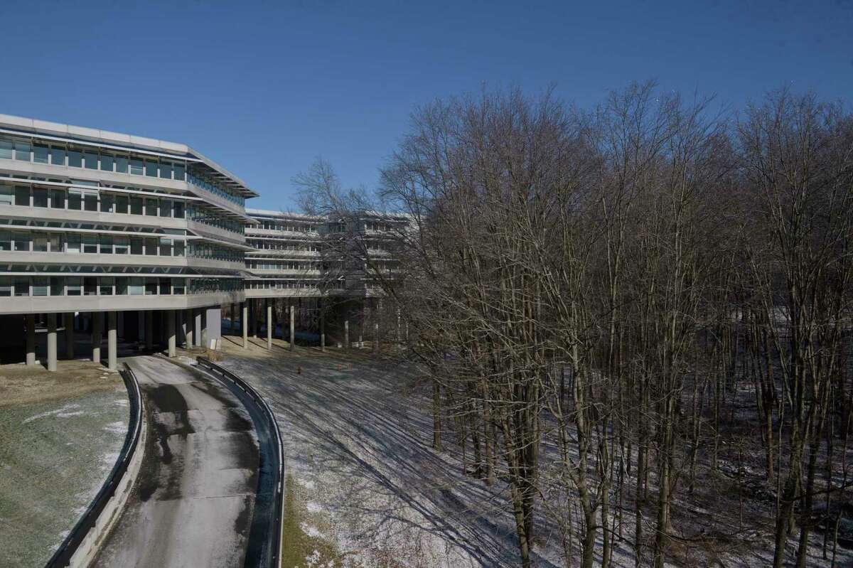 The newly renamed The Summit at Danbury is converting to mixed use to include offices, residential and retail. Thursday, December 19, 2019, in Danbury, Conn.