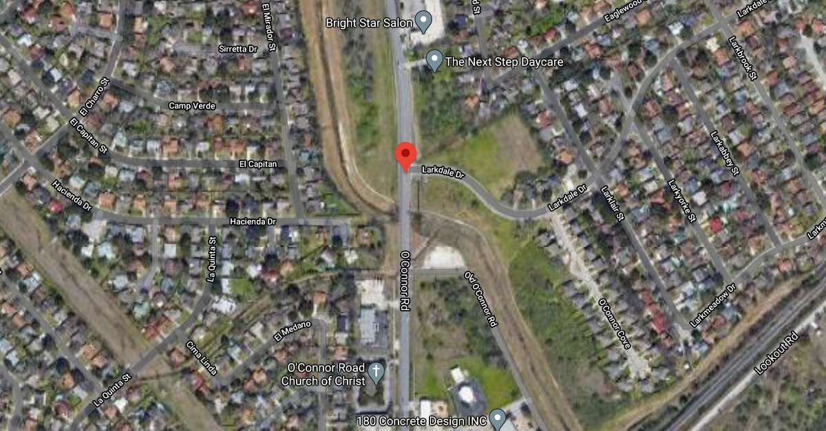James Anthony Vargas, 23, died on Dec. 24 after a shooting near the 13000 block of O'Connor Road. The map shows the approximate location of the shooting.