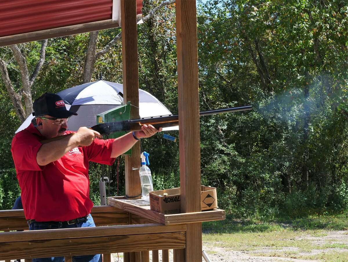 The Friendswood ISD Education Foundation's annual sporting clays tournament in 2020 generated $52,000, a boost over last year's take of $31,000. The jump in funds came as the tournament doubled the number of participating teams from 19 last year to 38.
