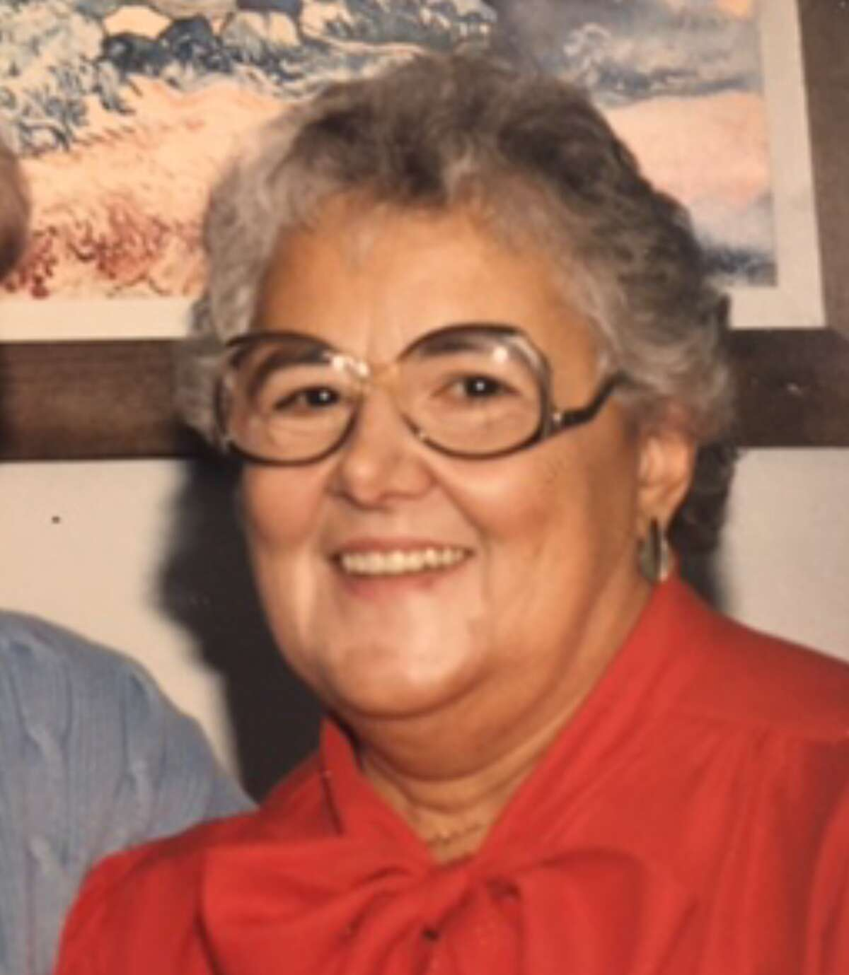 Retired nurse Barbara Louise Sullivan died at 96. Her daughter describes her mom as resilent.