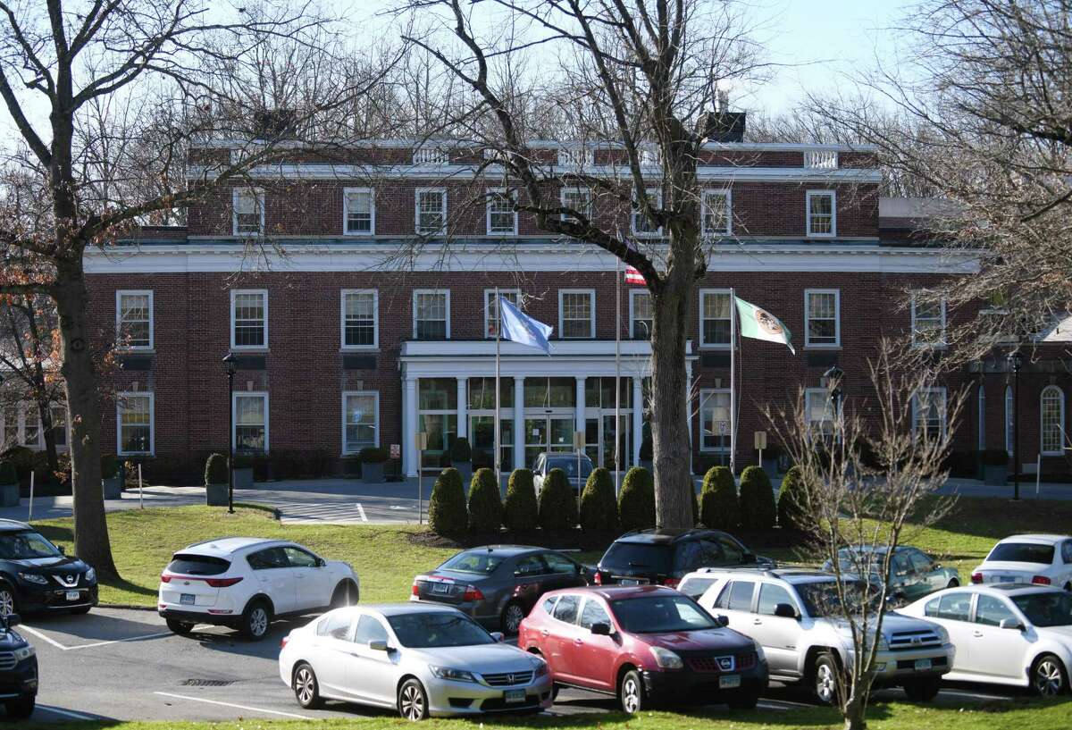 The Nathaniel Witherell nursing and rehabilitation facility in Greenwich, Conn., photographed on Thursday, Dec. 3, 2020.