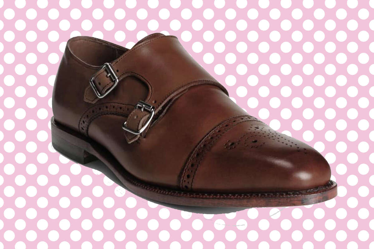 St. John's Double Monk Strap with an extra 25% off in cart at AllenEdmonds.com