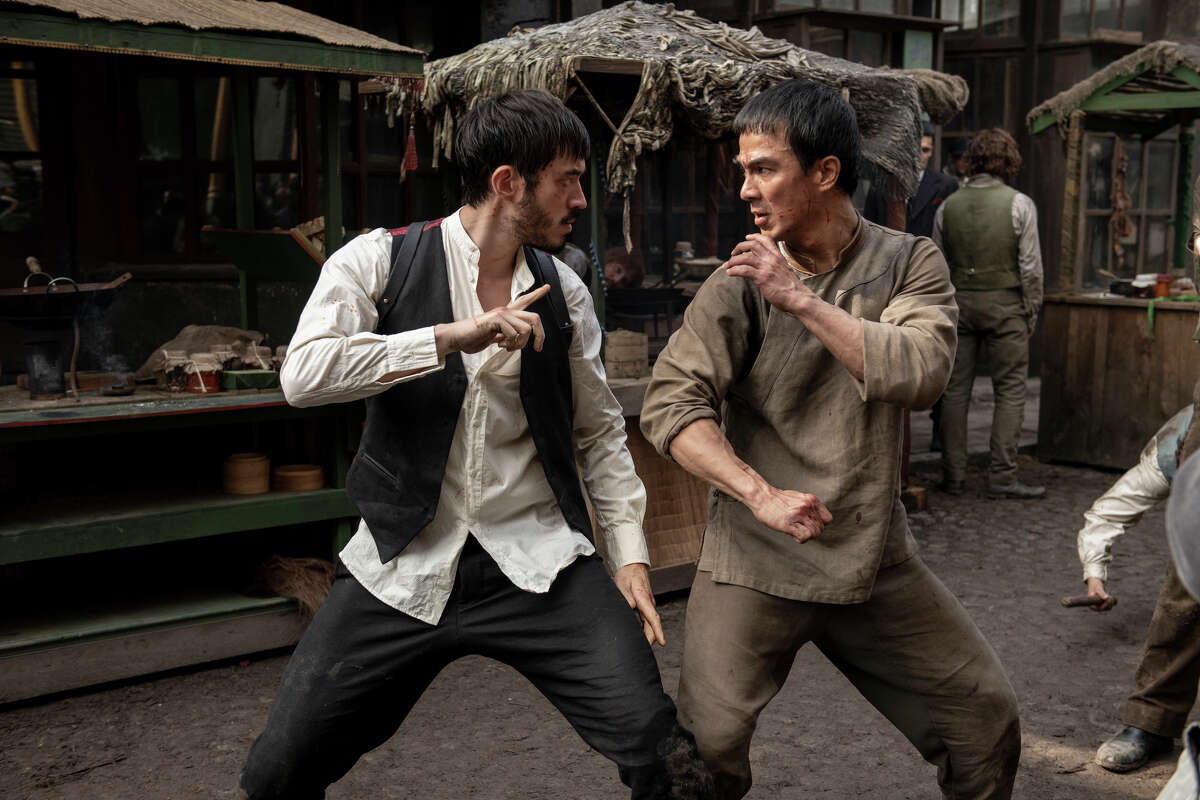 """The first two seasons of """"Warrior,"""" adapted from a television treatment by Bruce Lee, just arrived on HBO Max."""