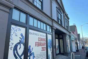 Barnes & Noble plans to open in February 2021 a store at 76 Post Road E., in downtown Westport, Conn.