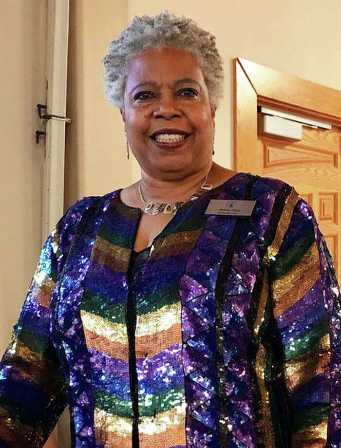 Retired after 31 years as an Alton educator and eight years as a Bethalto principal, basketball superfan Debra Pitts will be inducted into the IBCA Hall of Fame as a Friend of Basketball. Photo: Facebook Photo