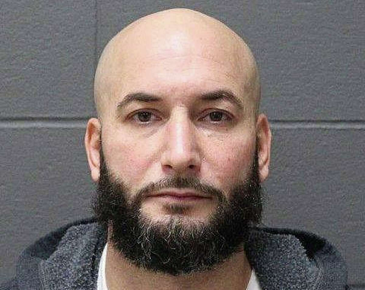 Jared Cardillo, 45, of Alder Street in Waterbury, Conn., was charged with third-degree burglary.