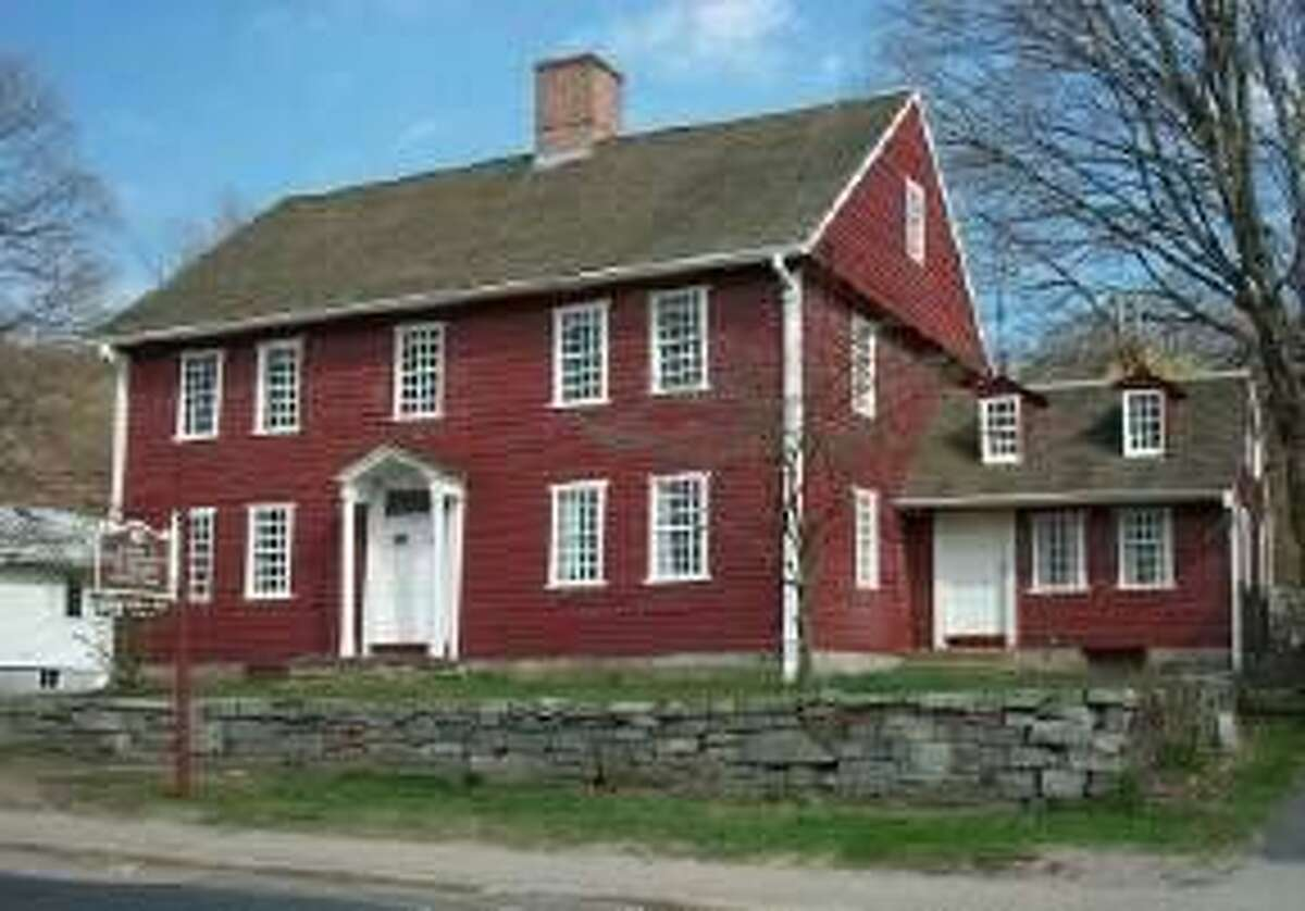 David Humphreys House, home of the Derby Historical Society.
