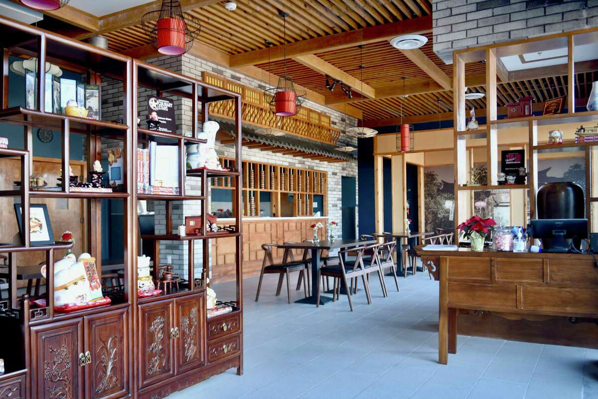 Interior of the new Mala Sichuan Bistro now open in Sugar Land.