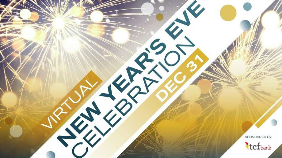 Thursday, Dec. 31: New Year's Eve Celebration is scheduled online from 11 a.m. to noon, hosted Midland Center for the Arts Museum. www.midlandcenter.org (Photo/Midland Center for the Arts Facebook)