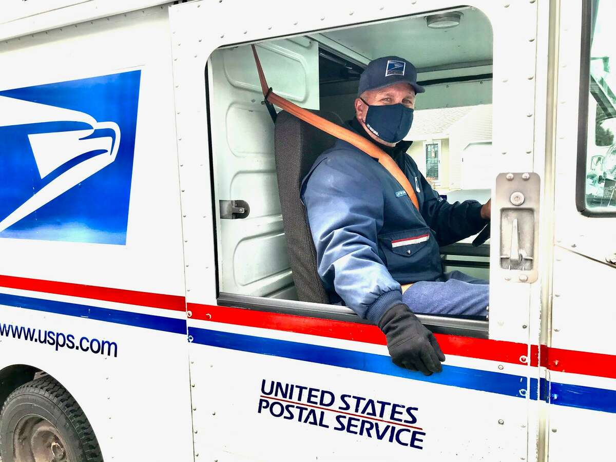 Ray Andi, 64, of Rotterdam, retires Dec. 30 after 38 years as a U.S. Postal Service letter carrier. His grateful customers declared Dec. 22
