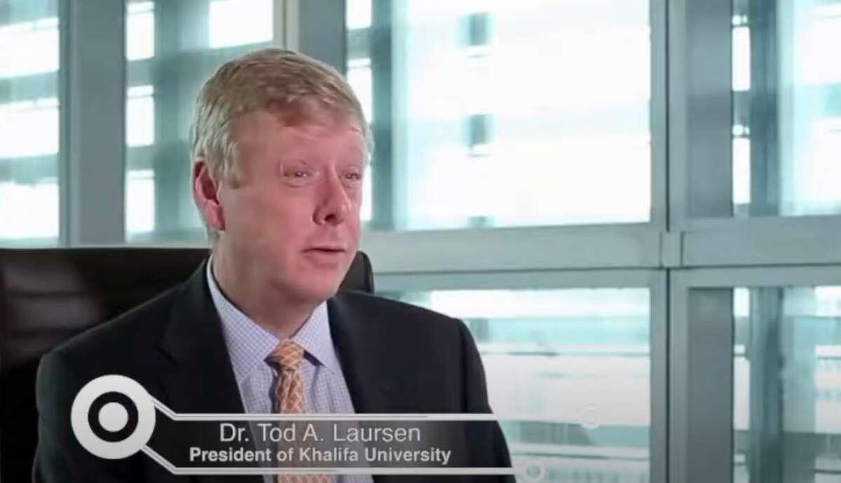 New interim president of SUNY Poly Tod Laursen