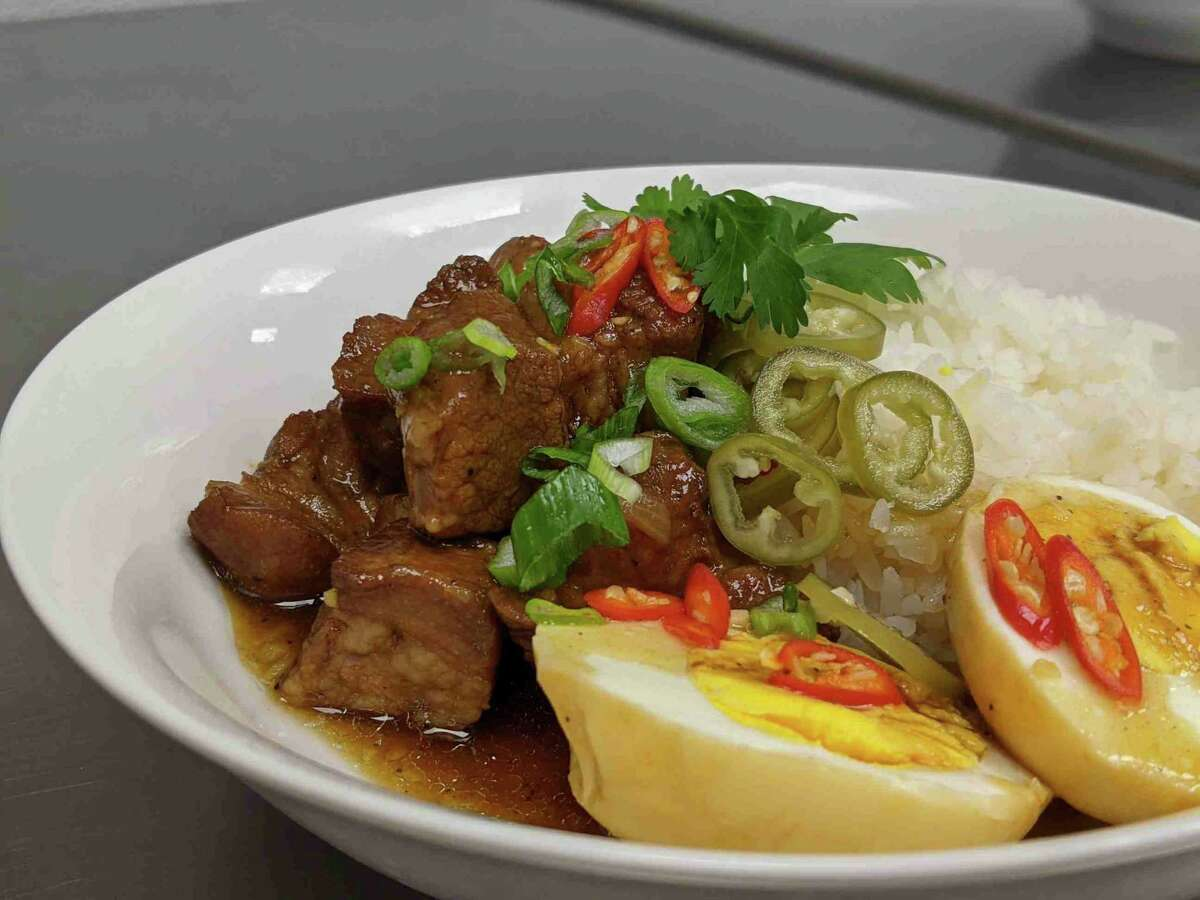 Cuc Lam of Yelo shares her recipe for Vietnamese Thit Kho for Lunar New Year.